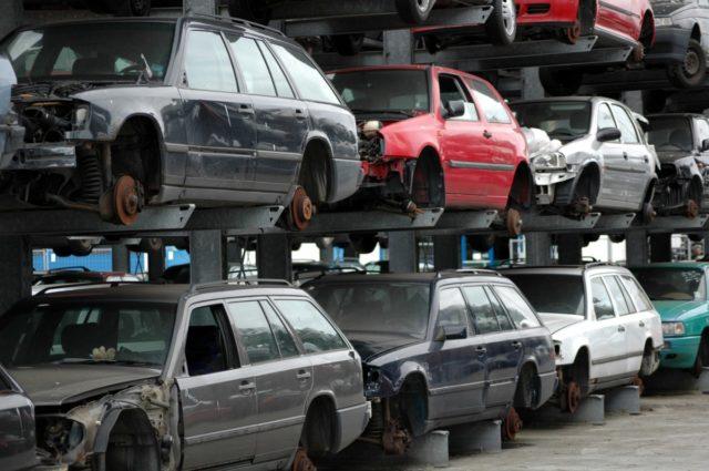 casse voiture automobile